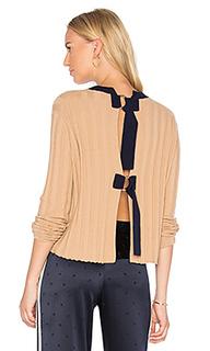 Пуловер с открытой спиной - DEREK LAM 10 CROSBY
