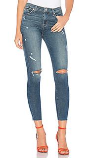 Джинсы с высоким поясом barbara - Hudson Jeans