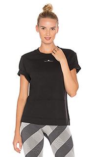 Свободная футболка для бега - adidas by Stella McCartney