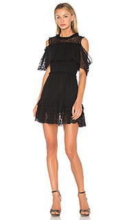 Платье с открытыми плечами alyce - Rebecca Taylor