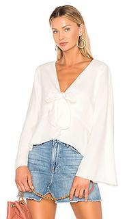 Блуза с рукавами-колокол - ANIMALE