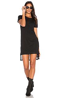 Платье со ступенчатым подолом stanley - Project Social T