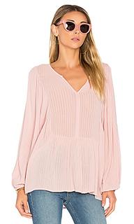 Блузка с длинным рукавом misty - Velvet by Graham & Spencer