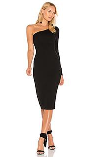 Платье с одним плечом 355 - LPA