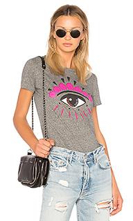 Классическая футболка с глазом - Kenzo