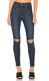 Узкие укороченные джинсы high class - James Jeans