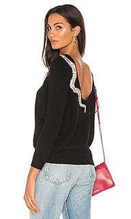 Трикотажный свитер opera - ba&sh Ba&Sh