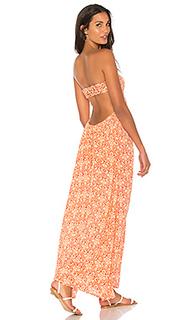 Макси платье kalani - Tiare Hawaii