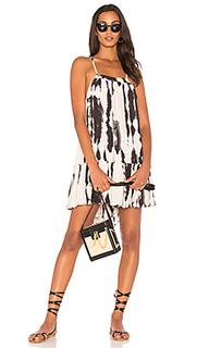 Платье со сборками sun beam - Stillwater