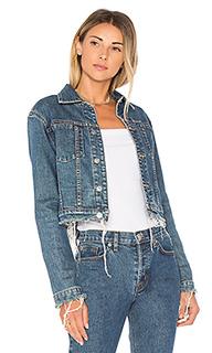 Короткий пиджак garrison - Hudson Jeans