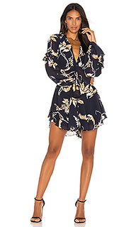 Мини платье с завязкой на рукавах curacao - Shona Joy