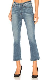 Укороченные расклёшенные джинсы colette - PAIGE
