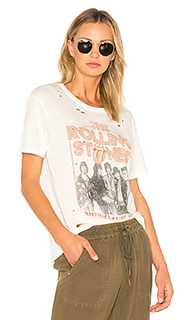 Rolling stones tour 72 deconstructed tee - DAYDREAMER