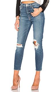 Укороченные джинсы the swooner - MOTHER