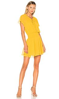 Платье-блузон с коротким рукавом - BCBGeneration