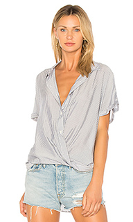 Рубашка с запахом на подоле - BCBGeneration
