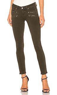 Узкие укороченные джинсы edgemont - PAIGE