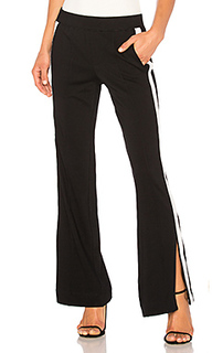 Спортивные брюки с широкими штанинами - Pam & Gela