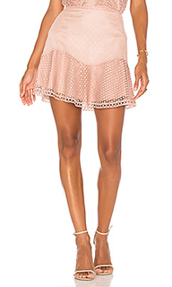 Комбинированная юбка samantha - Karina Grimaldi