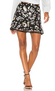Кружевная мини-юбка samantha - Karina Grimaldi