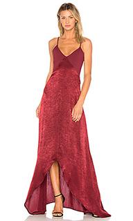 Роскошное макси платье - Donna Mizani