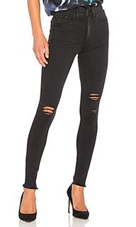 Облегающие джинсы с высокой посадкой - rag & bone/JEAN
