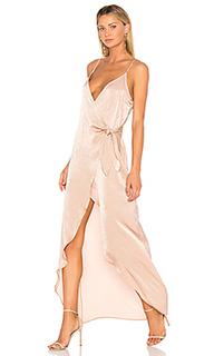Макси платье aurora - Donna Mizani