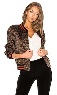 Куртка бомбер leopard jungle - Bailey 44