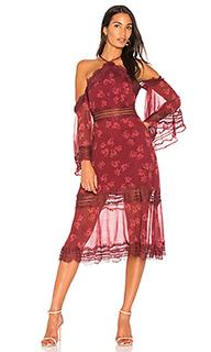 Платье миди moonlight - keepsake