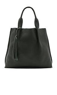 Кожаная сумка-тоут maggie - Oliveve