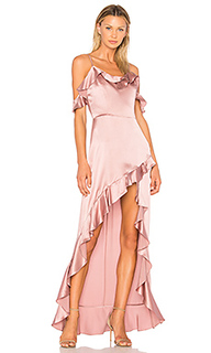 Макси платье peony - Amanda Uprichard