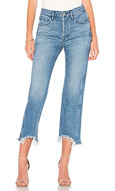 Укороченные джинсы shelter aust - 3x1