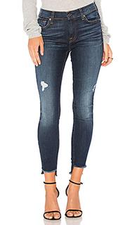 Скинни джинсы до лодыжек - 7 For All Mankind