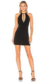 Черное мини платье sinem - Motel