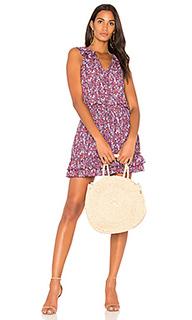 Платье в цветочек mika - devlin