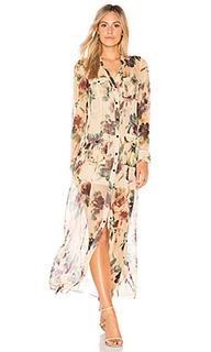 Макси платье romanova - Haute Hippie
