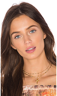 Summer love cross necklace - Frasier Sterling