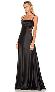 Вечернее платье с кружевной вставкой - JILL JILL STUART