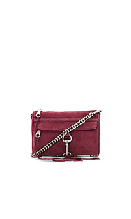 Мини сумка через плечо mac - Rebecca Minkoff