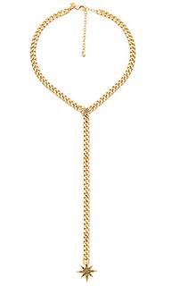 Ожерелье в форме лассо stargazing - Rebecca Minkoff