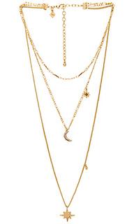 Многослойное ожерелье stargazing - Rebecca Minkoff