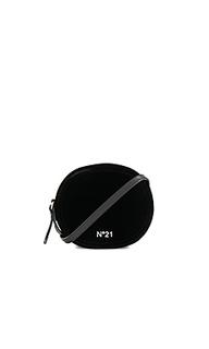 Большая круглая сумка через плечо - No. 21