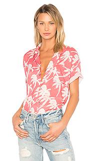 Гавайская рубашка - DOUBLE RAINBOUU