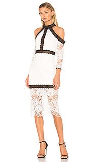 Кружевное платье marlowe - Alexis
