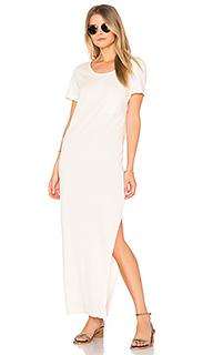 Сплошное миди платье-рубашка - Wildfox Couture