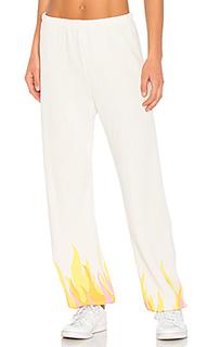 Спортивные брюки wildfire - Wildfox Couture
