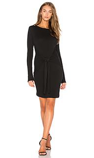 Платье с завязкой спереди pique - Rachel Pally