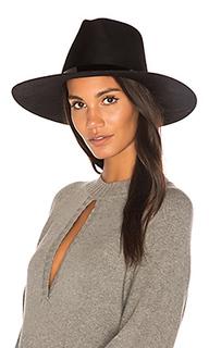 Мягкая фетровая шляпа peyton - Janessa Leone