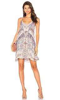 Комбинированное платье magda - Parker