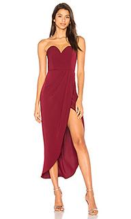 Платье с u-образным бюстье - Shona Joy